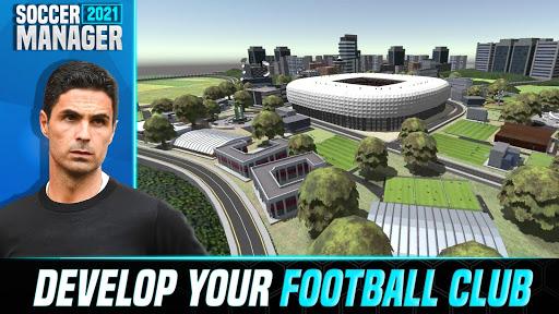 Soccer Manager 2021 screenshot 3