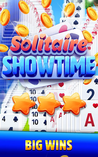 Solitaire Showtime: Tri Peaks Solitaire Free & Fun apkmr screenshots 2