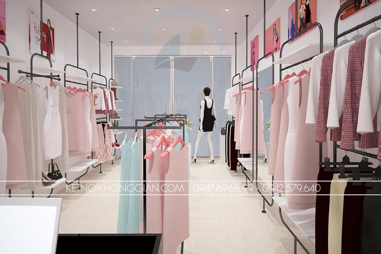 thiết kế shop thời trang giá rẻ 5