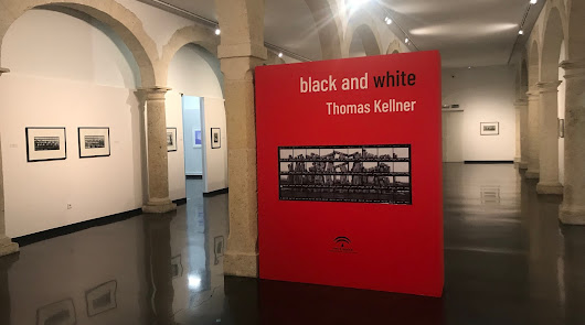 La exposición 'Black and White' de Thomas Kellner en el CAF.