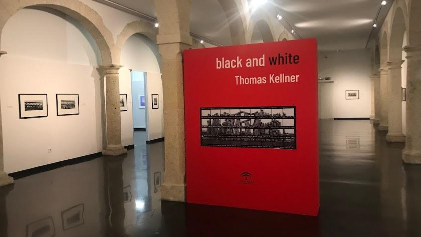 La exposición 'Black and White' de Thomas Kellner en el CAF.