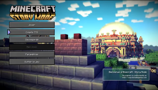 [Download Guide Minecraft Story Mode for PC] Screenshot 1
