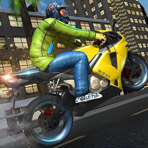 Bike Driver Game 3D