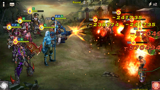 Zombie Strike : The Last War of Idle Battle (SRPG) 1.11.24 Cheat screenshots 8