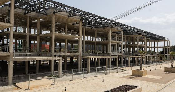 Reformas y nuevos edificios: la UAL aprovecha para mejorar el campus
