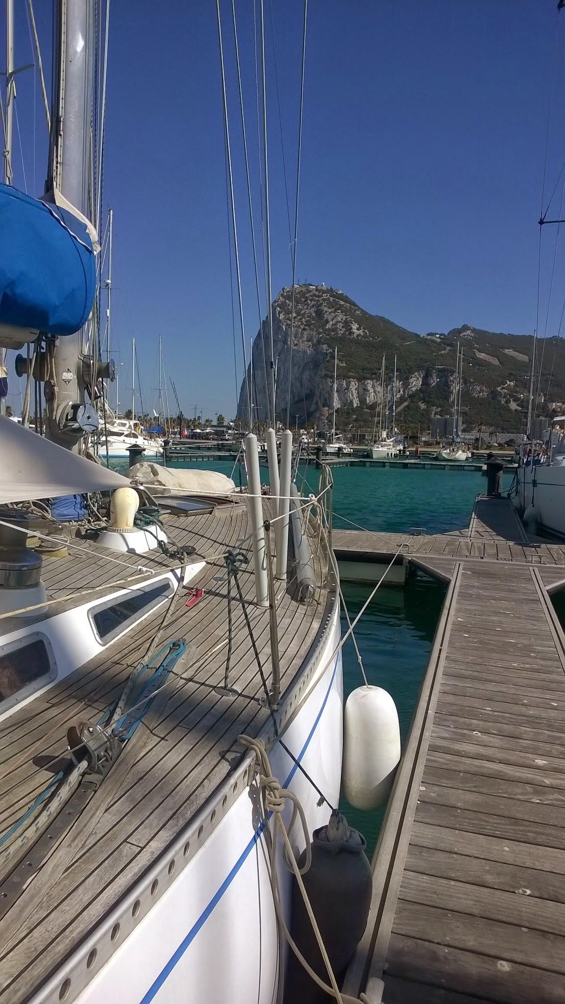 Photo: Gibraltarilla, Marina La Linea.