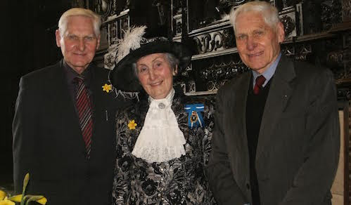 High Sheriff awards for community contributions