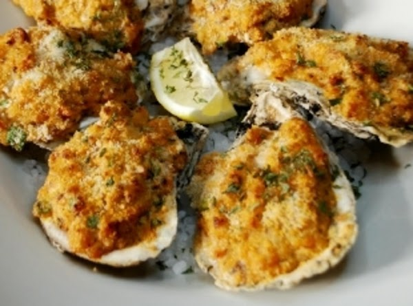 Oysters Bienville Recipe