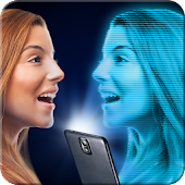 Face Scan Hologram Prank