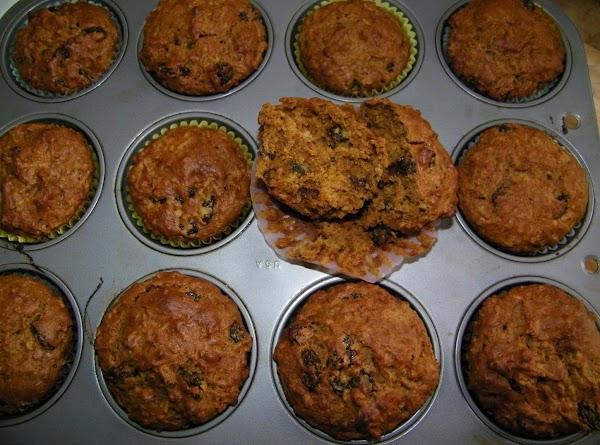 Buttermilk Bran Muffins Recipe