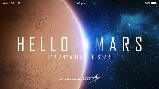 Hello Mars- screenshot thumbnail