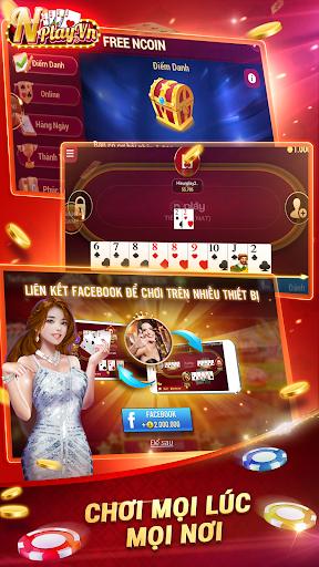 NPLAY: Game Bu00e0i Online, Tiu1ebfn Lu00ean MN, Binh, Poker..  screenshots 1