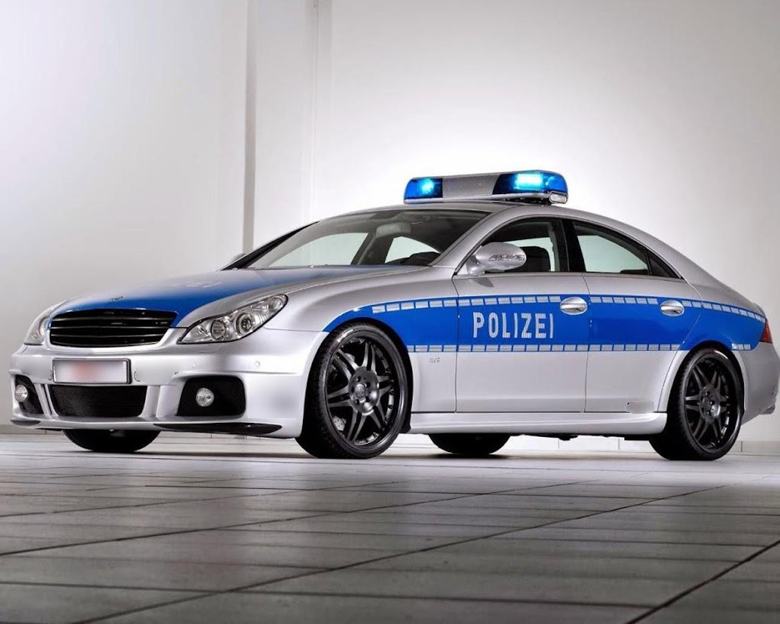 police car wallpapers screenshot