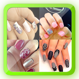 Fashion nail art design android apps on google play fashion nail art design prinsesfo Images