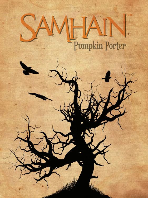 Logo of Destihl Brewery Samhain Pumpkin Porter