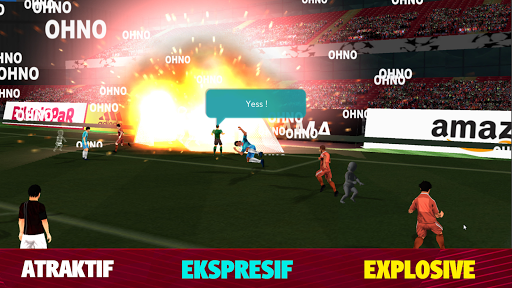 Super Fire Soccer Indonesia 2020: Liga & Turnamen apkpoly screenshots 11