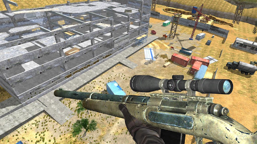 SWAT Sniper 3D 2019: Free Shooting Game - screenshot