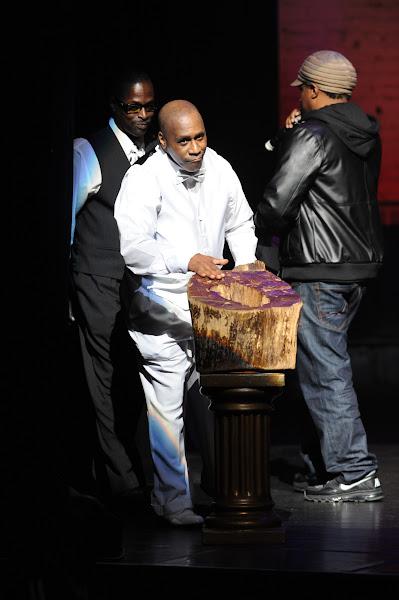 Photo: NEW YORK, NY - DECEMBER 07:  DOE FUND at the Apollo Theatre on December 1, 2011 in New York City.  (Photo by Shahar Azran)
