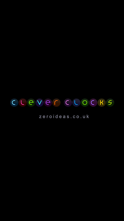 Clever Clocks- screenshot