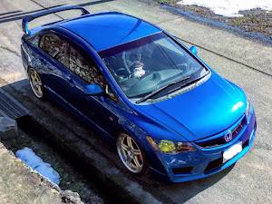 シビック FD2 2007 type-Rのカスタム事例画像 toraさんの2020年02月12日18:14の投稿