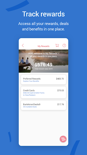 Bank of America Mobile Banking - screenshot
