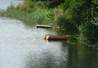 Photo: lac Robertville