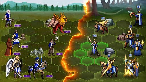 Heroes & Magic 1.1.2 APK MOD screenshots 2
