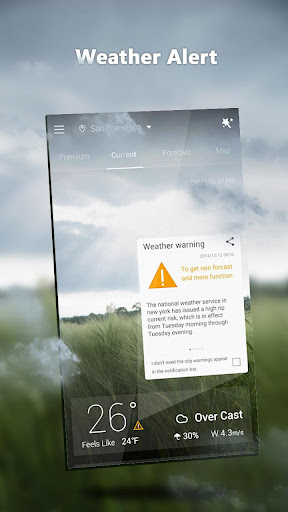 GO Weather Lite - Forecast, Widget, Light 1.1 screenshots 5