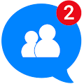 Messages, Text and Video Chat for Messenger APK