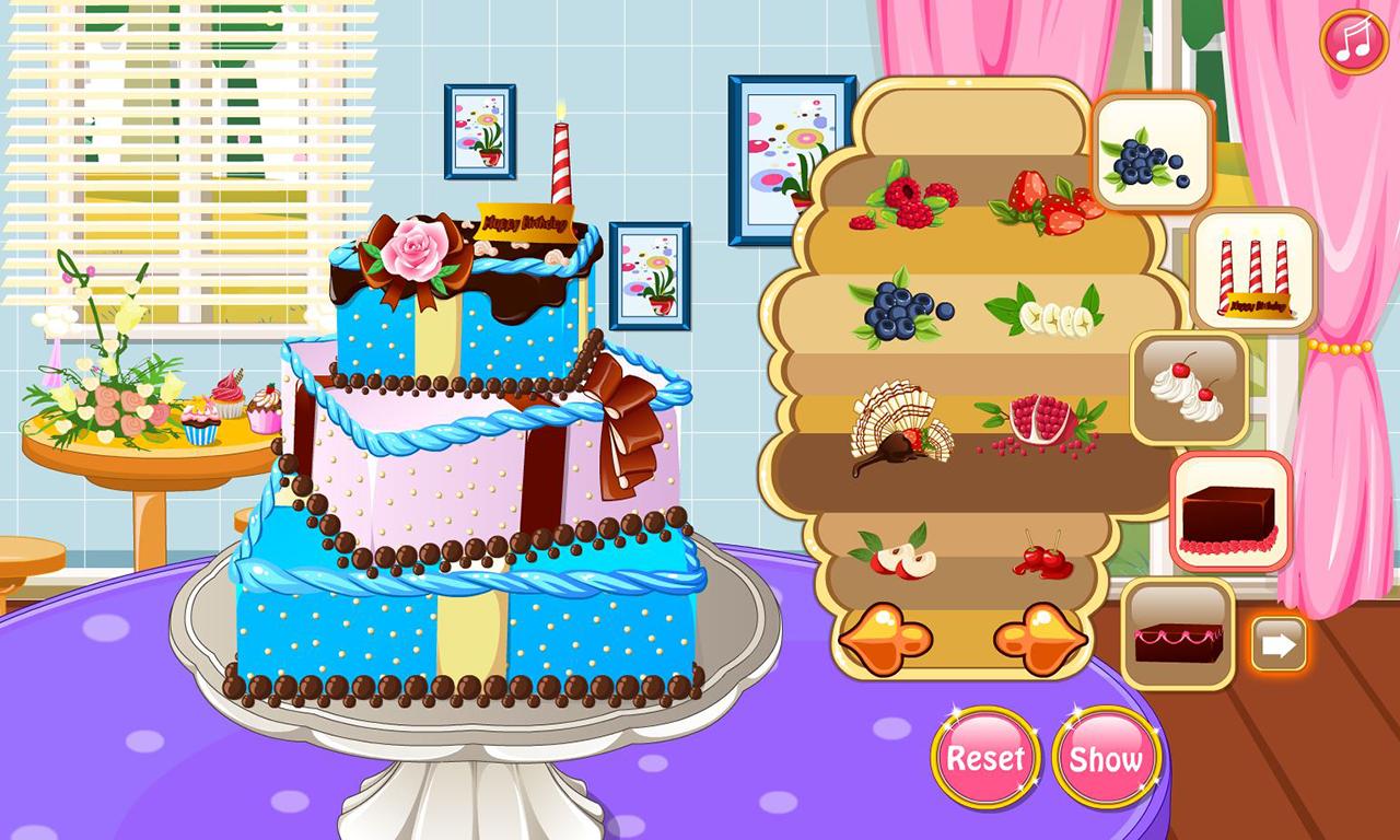 Yummy Cake Decoration Aplicaciones De Android En Google Play