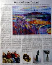Photo: Artikel in der SZ/ Kultur (Mittwoch, 02.05.12)