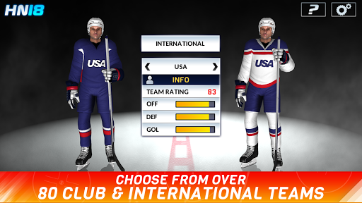 Hockey Nations 18 - screenshot