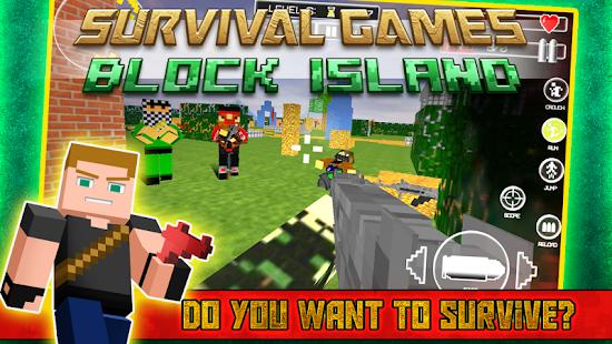 0 Survival Games Block Island App screenshot