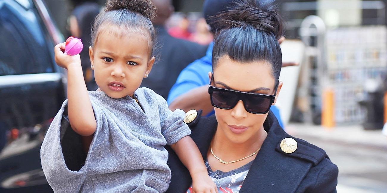 Description: Image result for north kim kardashian daughter