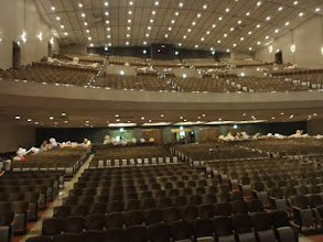 Photo: 2011年08月13日 日比谷公会堂  大ホールの風格!
