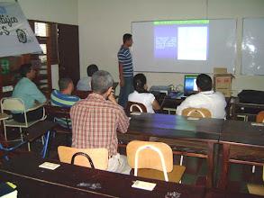 Photo: Jornada Universitaria de Desarrollo Científico JUDC 2008
