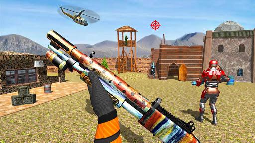 FPS Robot Shooter Strike: Anti-Terrorist Shooting painmod.com screenshots 11