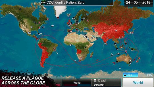 Plague Inc. MOD APK 1.18.5 2
