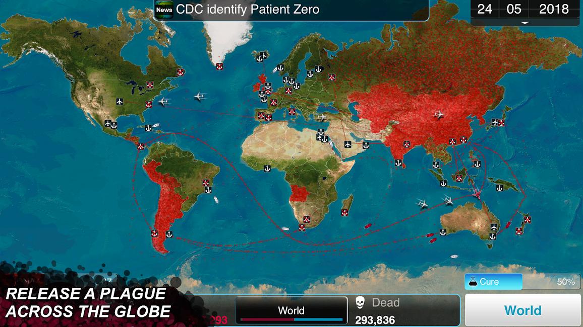 Plague Inc. GiftCode 1.18.6 2