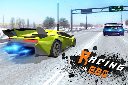 Télécharger Drift Car City Racing Traffic apk mod screenshots 2