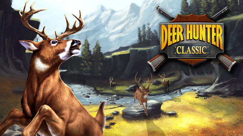 DEER HUNTER CLASSIC v3.4.0 (Mod Money)