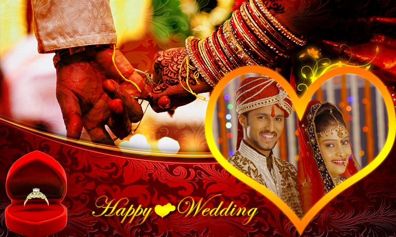Wedding Photo Frame Screenshot