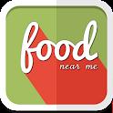 Near Me Restaurants, Fast Food icon