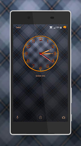 cell pattern   Xperia™ Theme app for Android screenshot