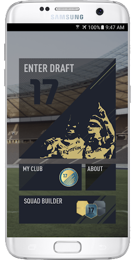 FUT 17 DRAFT by PacyBits captures d'u00e9cran 1