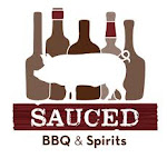 Logo for Sauced BBQ & Spirits