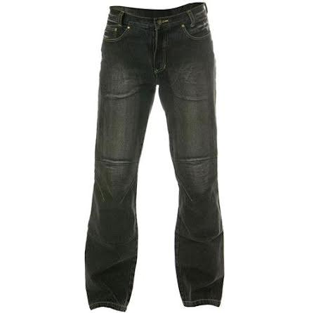 Richa Kevlar Jeans Dam Stone strl D34 tum