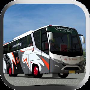 Bus Pariwisata Telolet