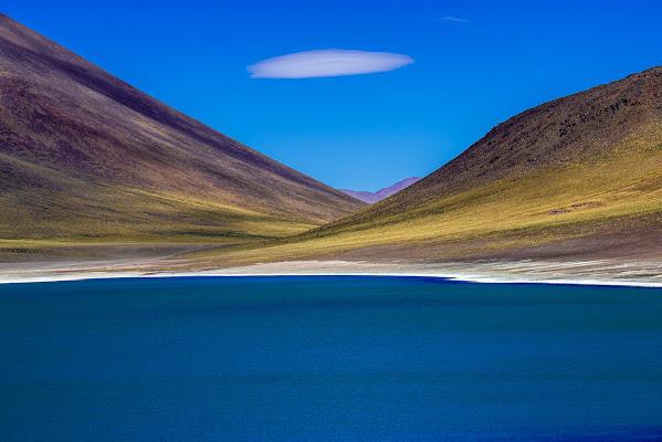 Deserto di Atacama Laguna Miniques di erreemme