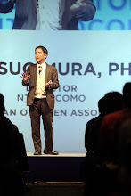 "Photo: ""Perspective as Global Commonwealth"" - Roy Sugimura, PH.D, Tizen Association Keynote"